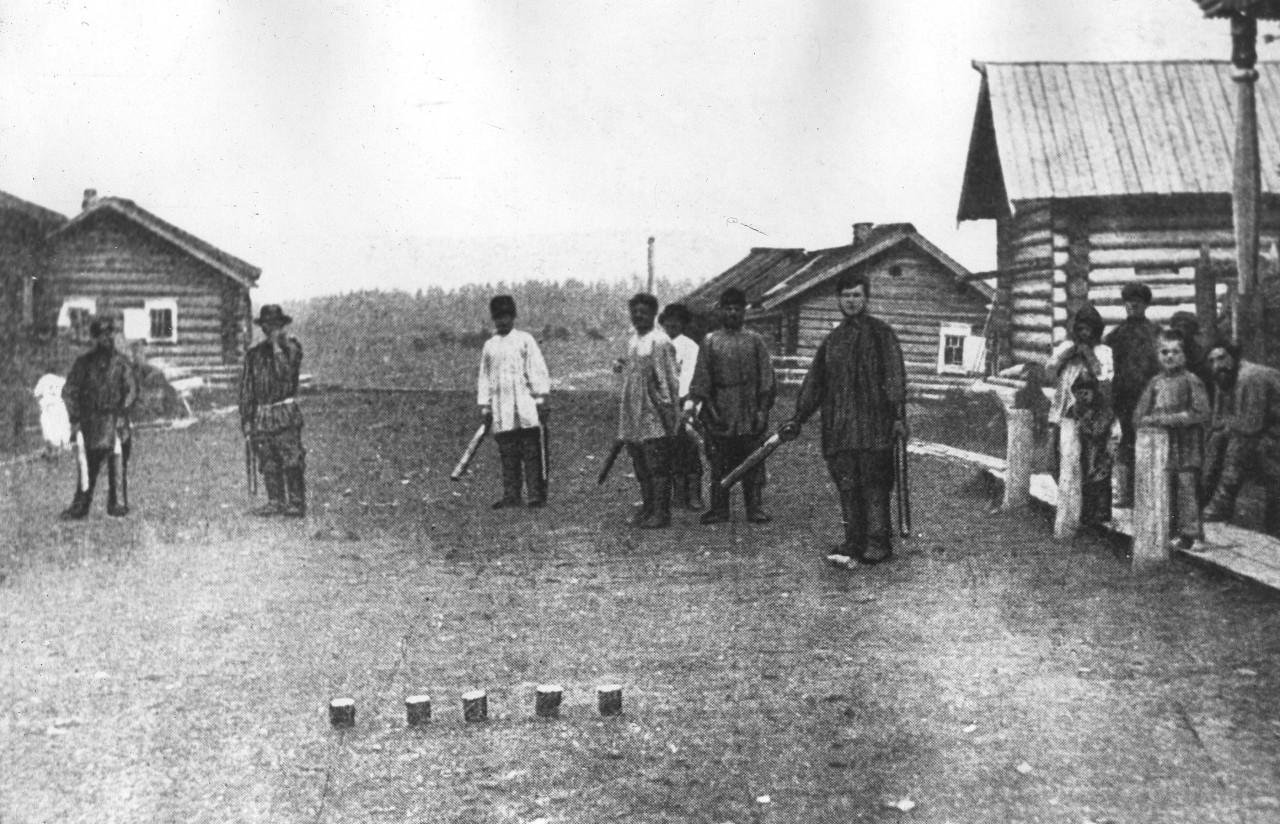 Фото русских деревень прошлого столетия 2 фотография