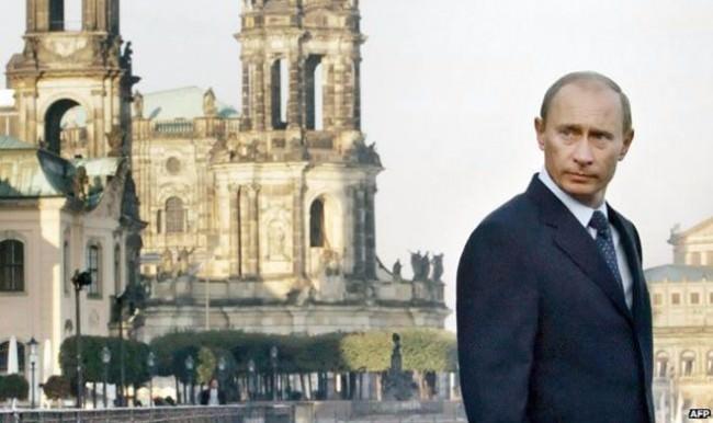 Забытый подвиг Путина.
