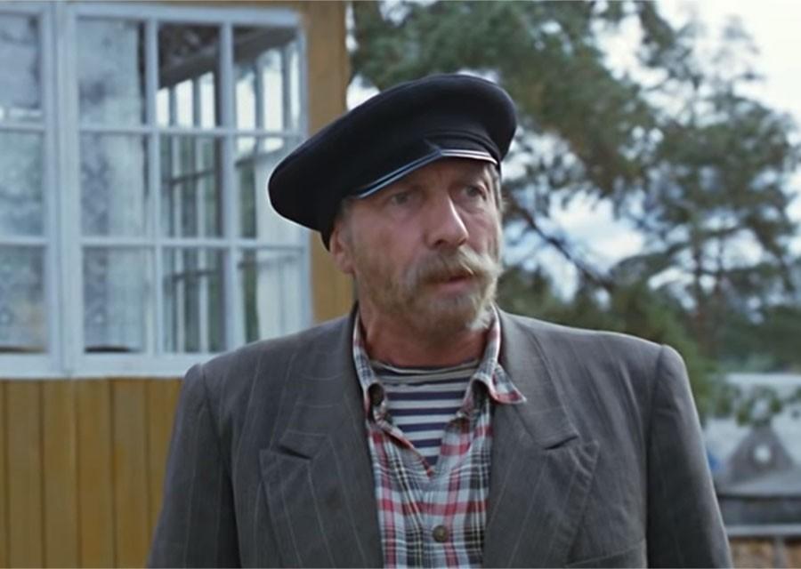 """Дядя Митя из """"Любовь и голуби"""""""