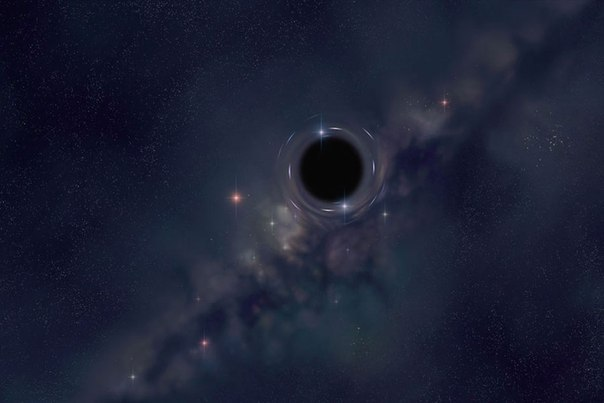 Куда ведут черные дыры?