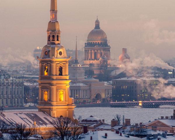 Необычные места в Санкт-Петербурге