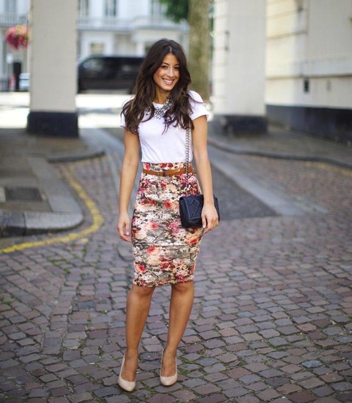 Самые правильные фасоны и модели юбок для женщин 40+