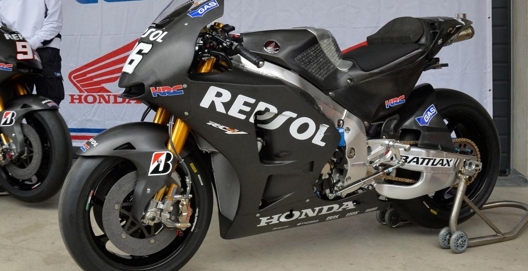 Фото Honda RC 213 V, Repsol Honda, MotoGP