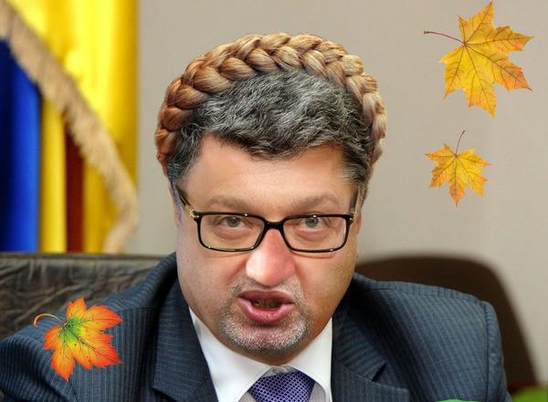 Украина в тяжёлом бреду. Развязка близка