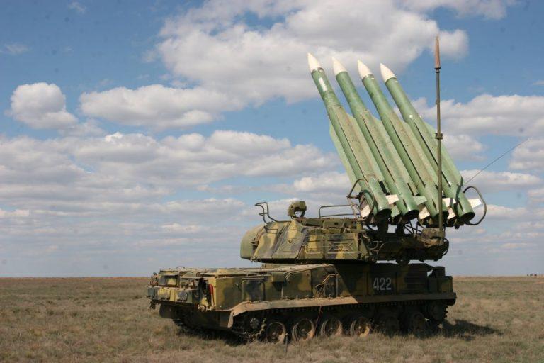 «Совпадение?»: На складах в Ичне сгорели ракеты для ЗРК «Бук» вместе с документацией