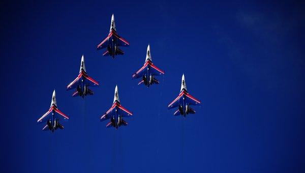 """""""Русские витязи"""" не прибыли в Бахрейн без разрешения на пролет от ИРИ"""