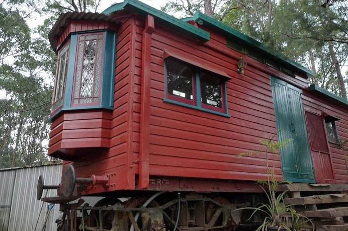 Как сделать дом из вагончиков