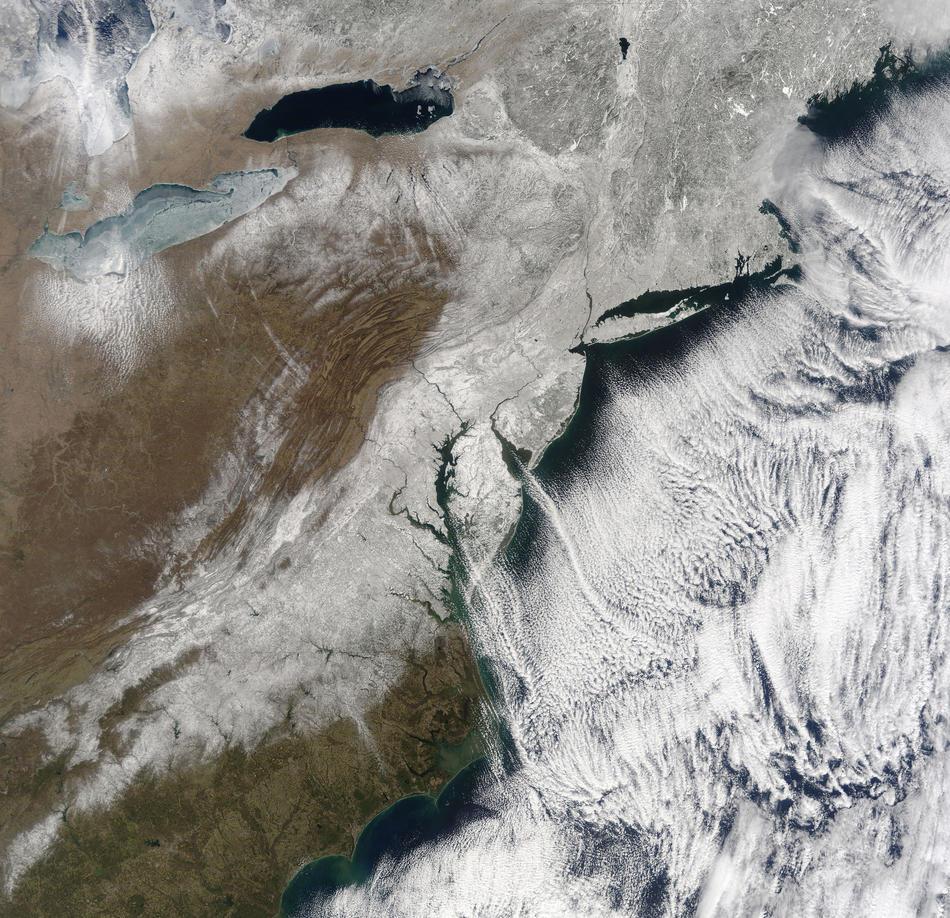 aerials0016 Вид сверху: Лучшие фото НАСА