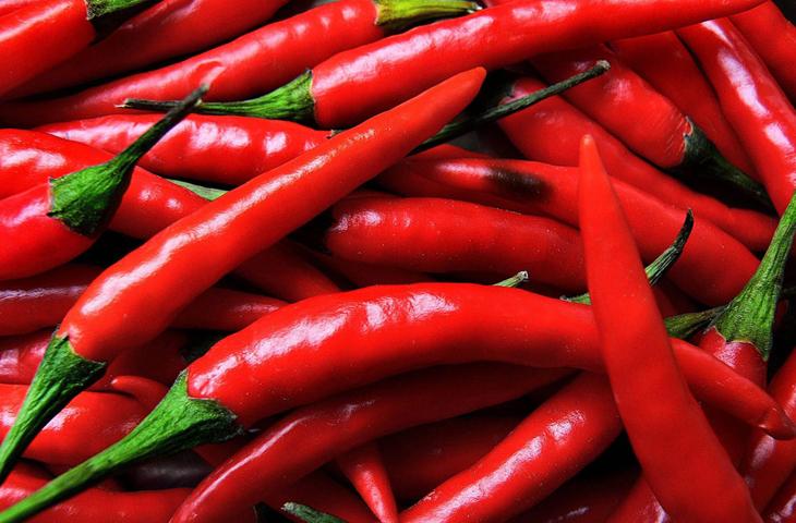 6 фактов о пользе острой пищи