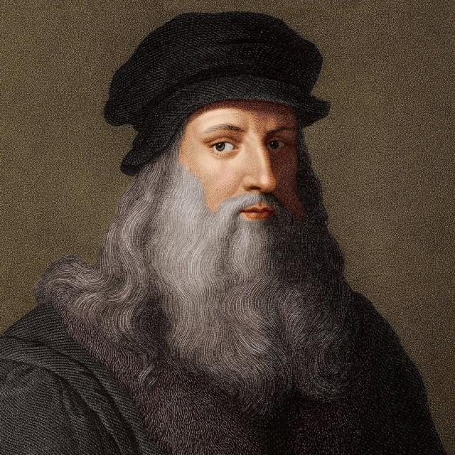 Как выглядел список дел Леонардо да Винчи