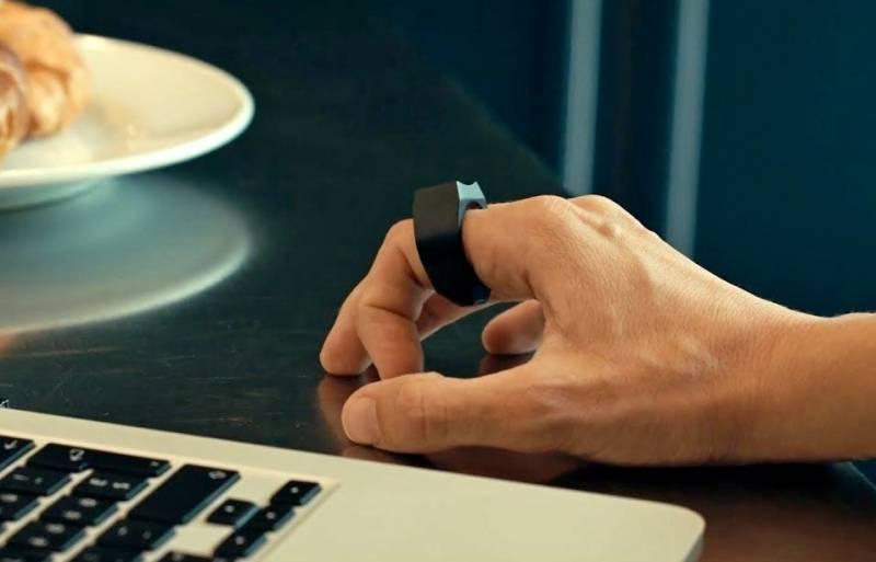Инновационный перстень Padrone «отправит на пенсию» мышь и тачпад