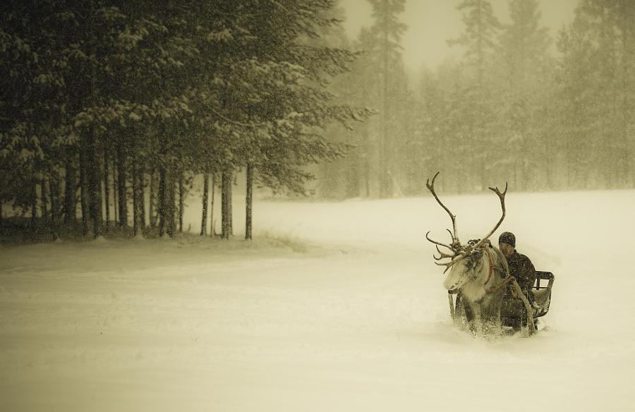 10 самых счастливых стран мира в фотографиях - Финляндия