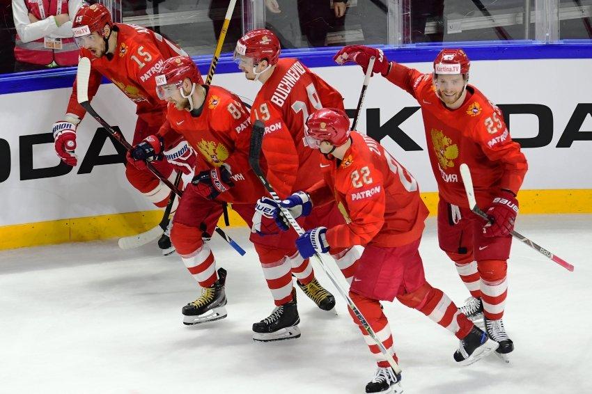 Чемпионат мира по хоккею-2023 пройдет в России