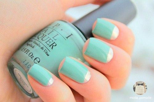 Как правильно красить ногти так, чтобы лак держался дольше обычного.