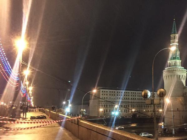 Борис Немцов. Смерть на фоне Кремля...