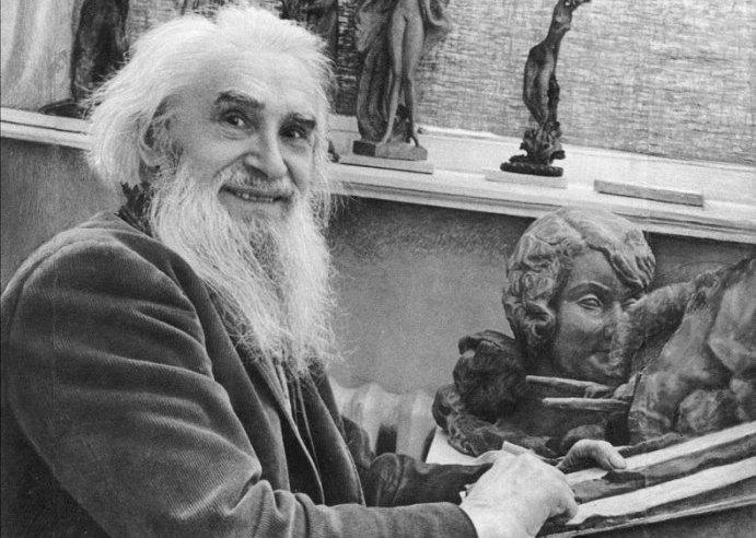 Космогонии Сергея Коненкова: Удастся ли расшифровать тайные послания советского скульптора?