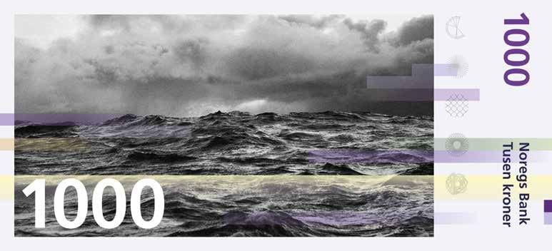 новые норвежские банкноты 10