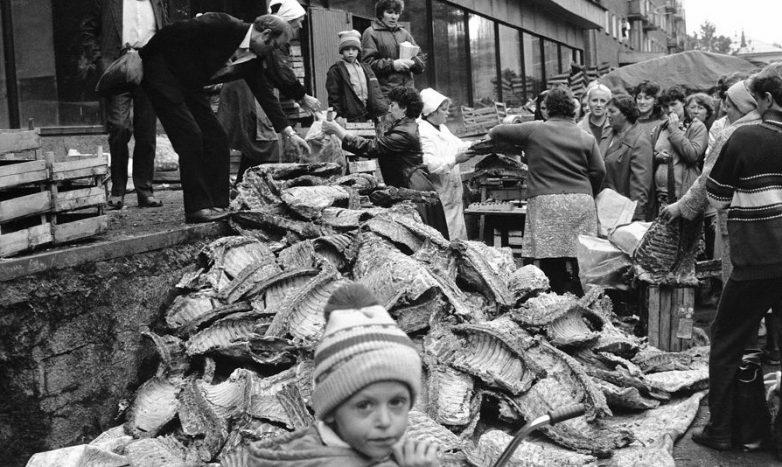 История «Черного рынка» в СССР