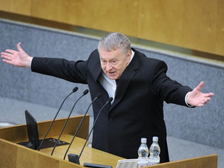 Жириновский: Где Васильева? …