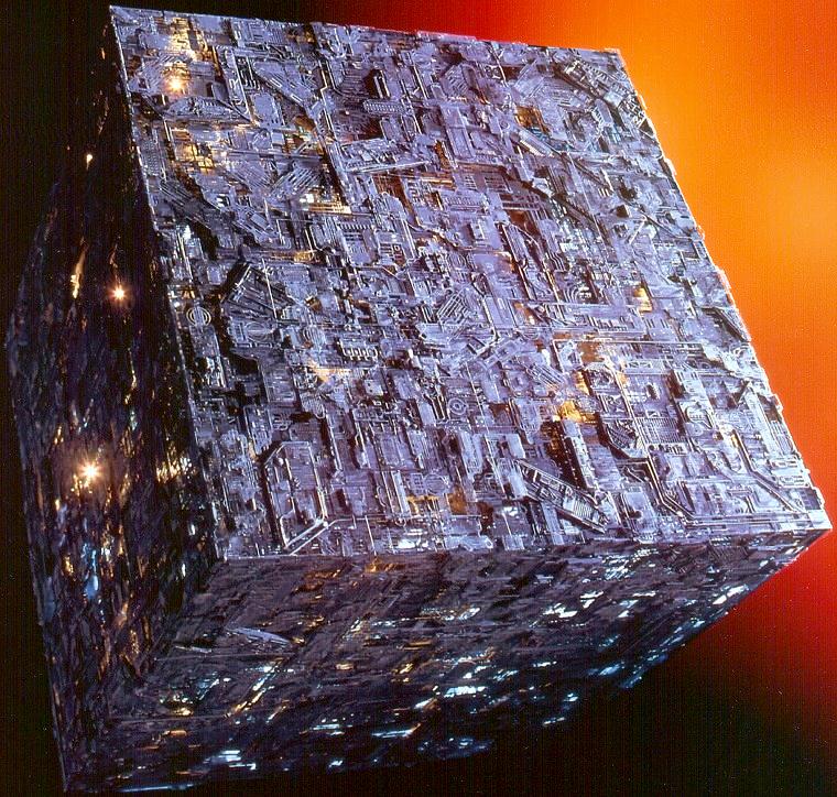 Возле Солнца обнаружили инопланетный корабль кубической формы