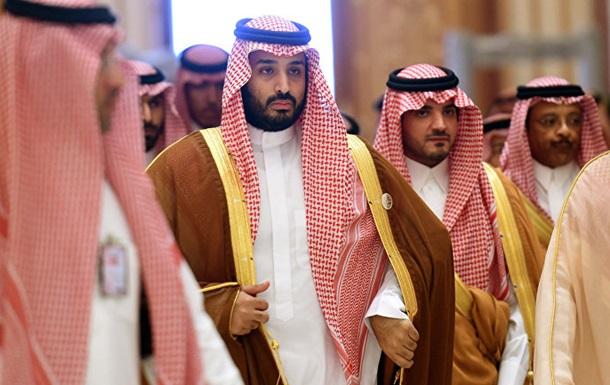 В Саудовской Аравии задержали 11 принцев за акцию протеста в королевском дворце