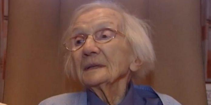 109-летняя женщина говорит, что избегание мужчин — это секрет долгой жизни
