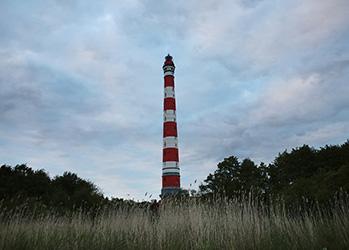 Стороженский маяк на Ладоге: как живет один из самых высоких маяков в мире