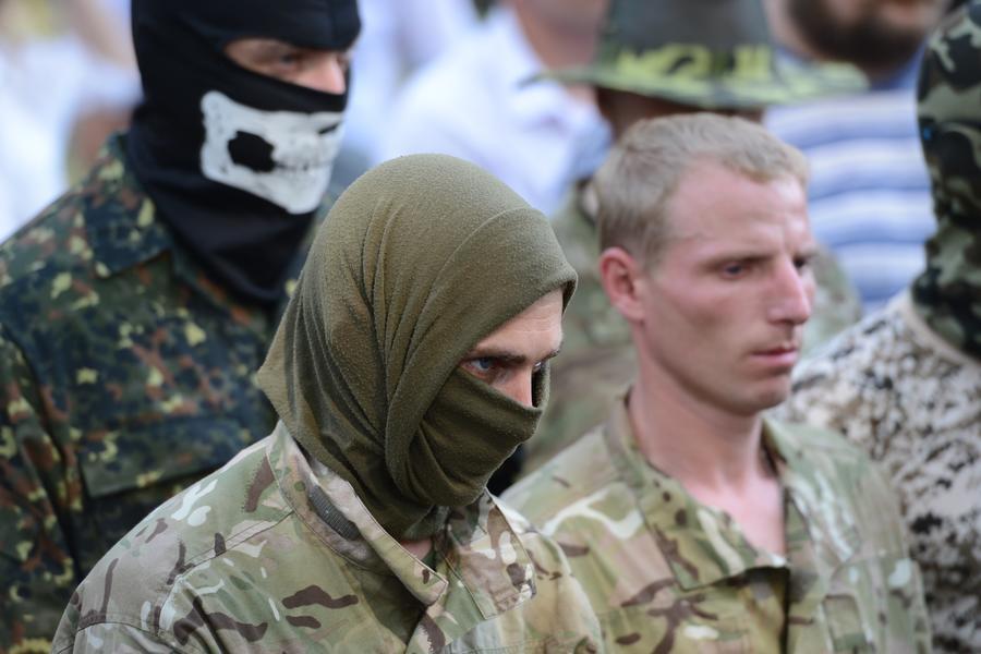 Эксперт: Украинские добровольческие батальоны стали проблемой для самих киевских властей