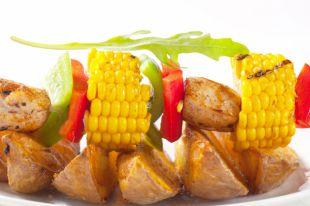 Не только мясо. 7 оригинальных рецептов шашлыка