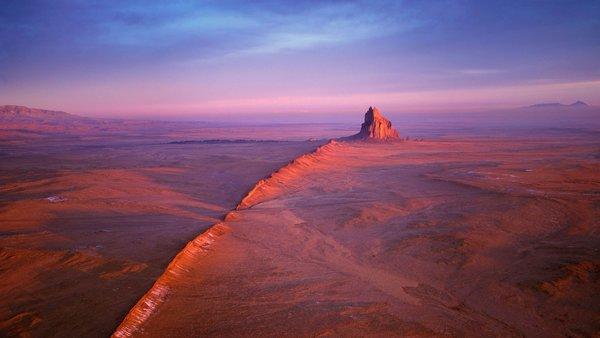 Тайны и легенды ШИПРОК, священной вершины Навахо