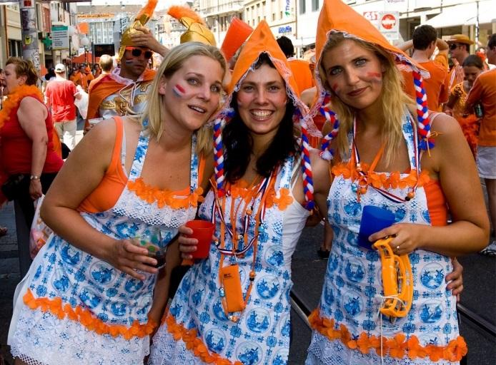 День Королевы Нидерландов