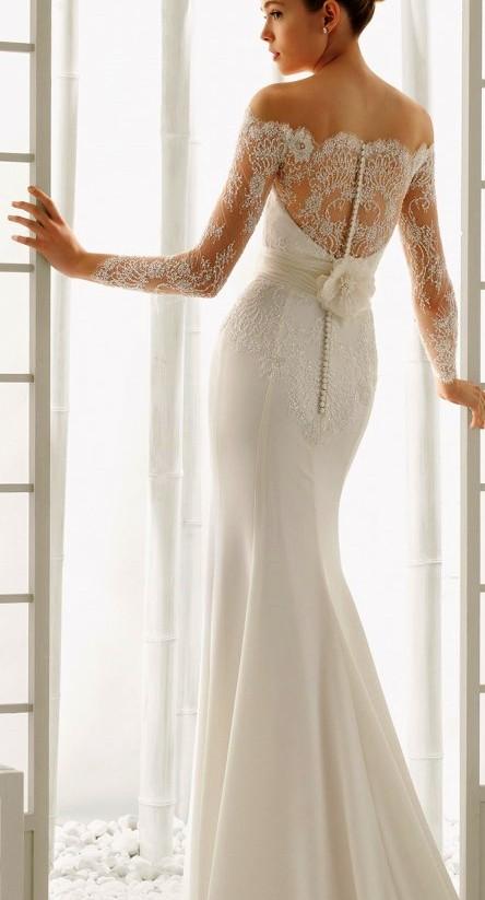 Даже замуж захотелось: потрясающая коллекция свадебных платьев 2016 от Rosa Clara