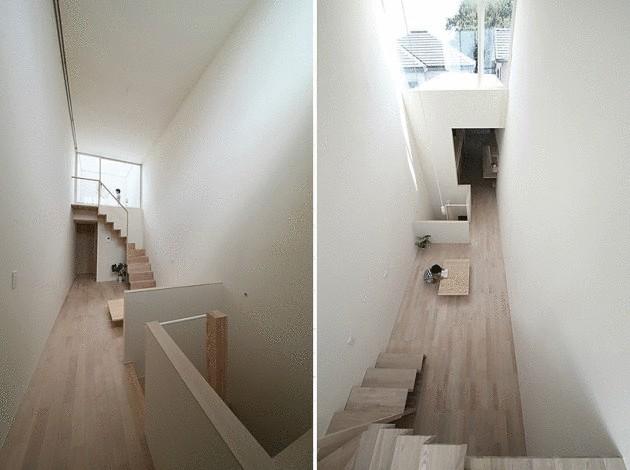 Дом шириной 3 метра