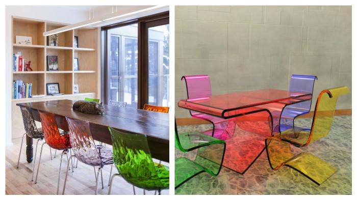 Она имеет богатое разнообразие цветовых решений и форм