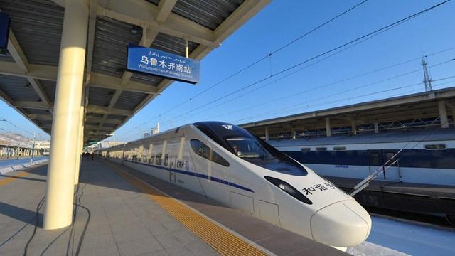Китай построит скоростную железную дорогу из Пекина в Москву