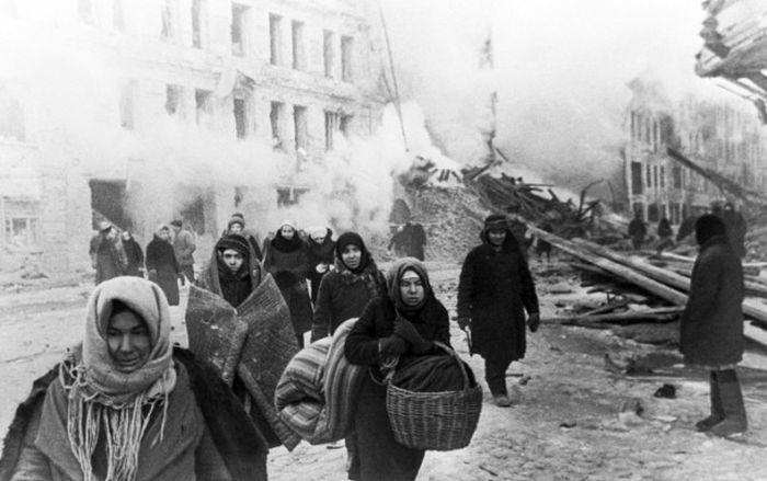 72 года со дня снятия блокады Ленинграда