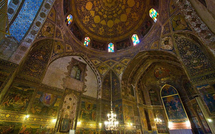 Церковь Вифлеема, Иран