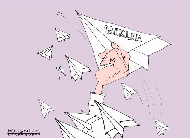 Санкции США выталкивают Росс…