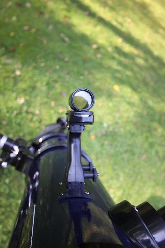 026 Что спрятано внутри телескопа?