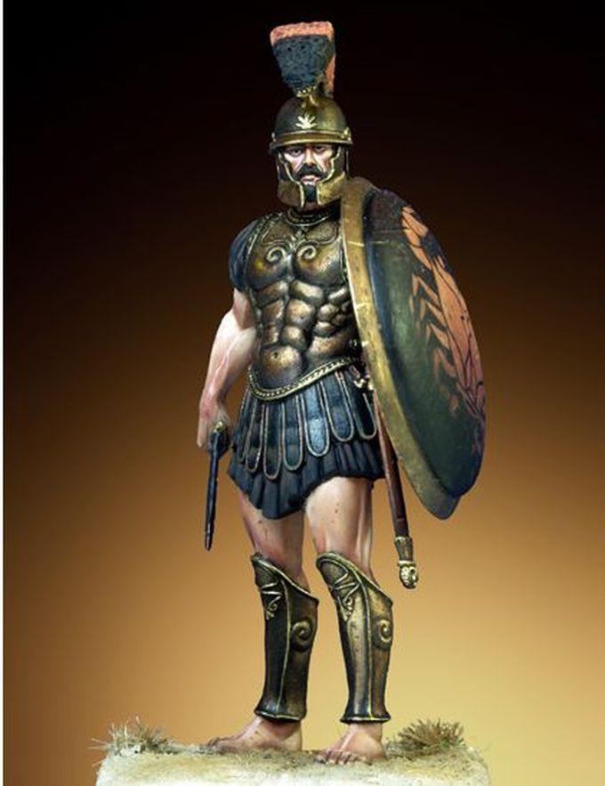 3. Греческие гоплиты древний мир, спецназ