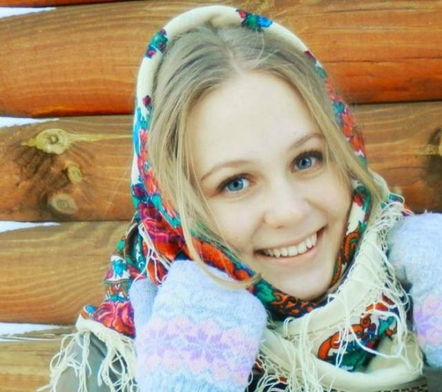 Славянской женщине