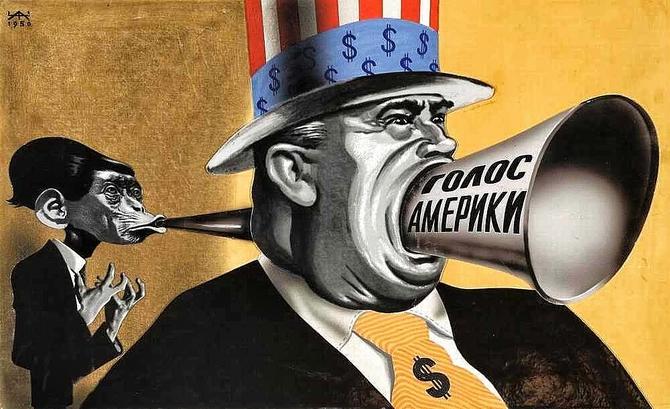 Всё Путин, почему же русские не верят?!