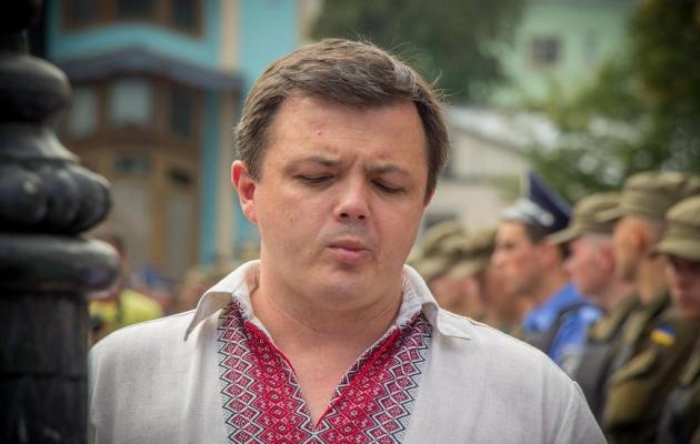 Семенченко рассказал об очередной провокации на границе с Крымом..