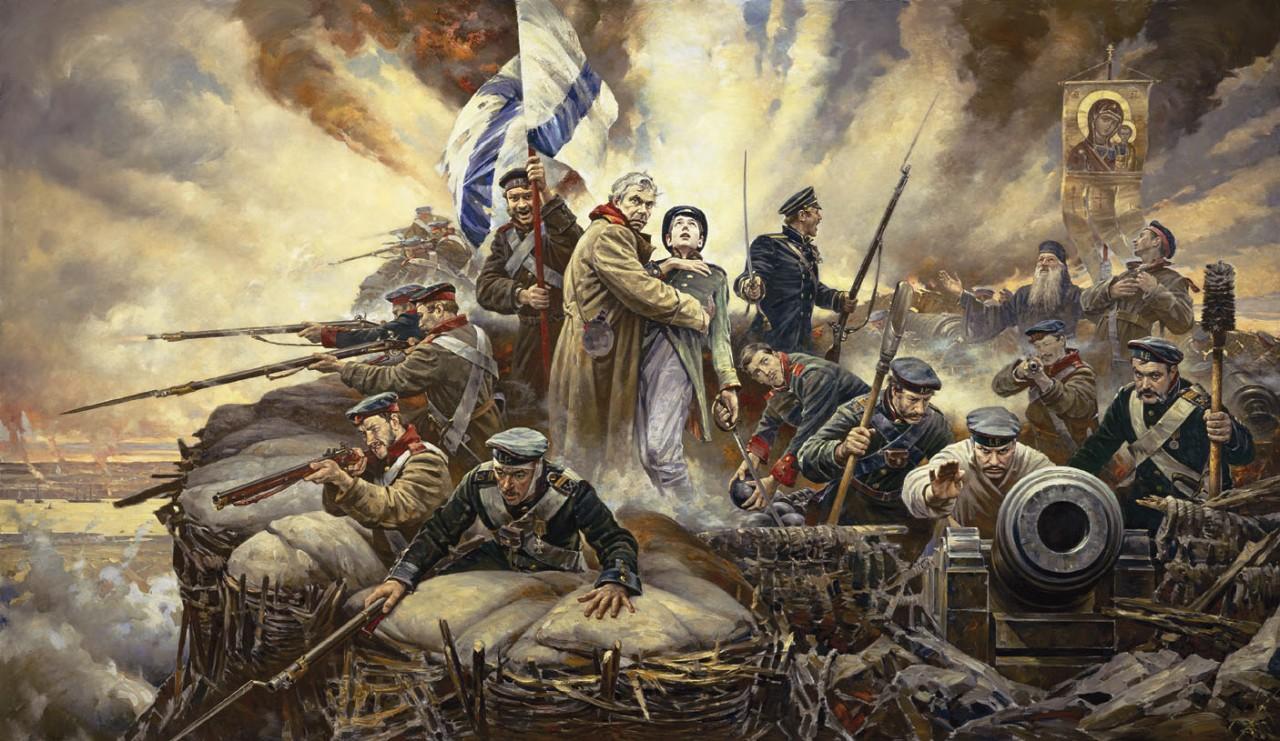 Восемь мифов о Крымской войне