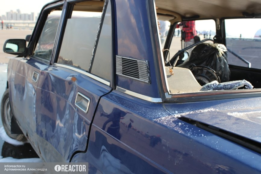 Водитель погиб в ДТП в Тамбо…