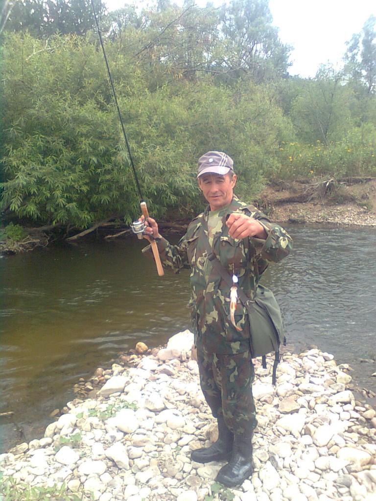 вся российская рыбалка