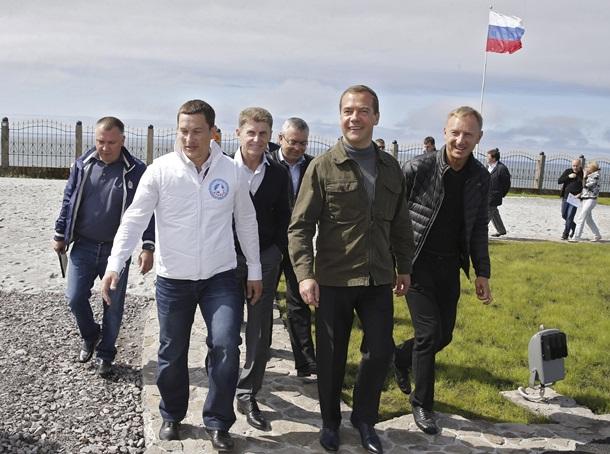 Курилы стали Крымом
