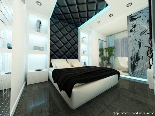 Small-Apartment-Design-with-Retro-Futurism-in-Interior-Space-bed-590x442 (590x442, 129Kb)