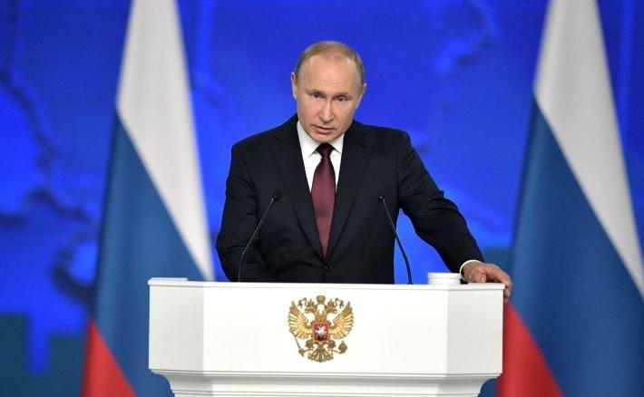 Путин заявил, что ситуация с…