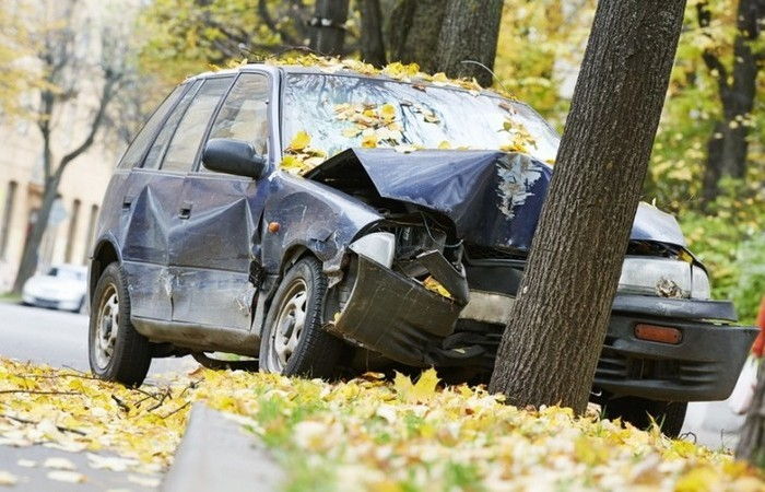 Признаки того, что автомобиль уже побывал в ДТП